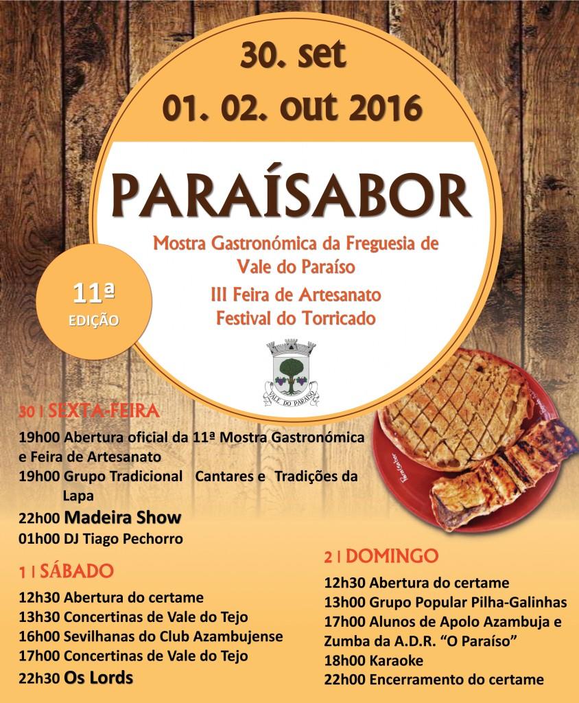 Paraísabor 2016
