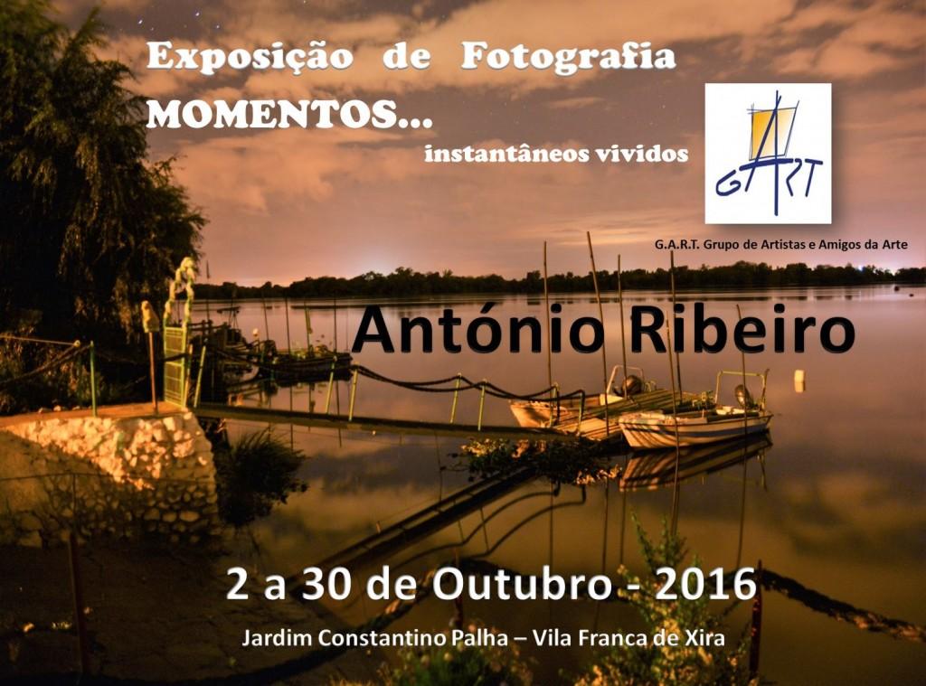 Exposição em Vila Franca de Xira