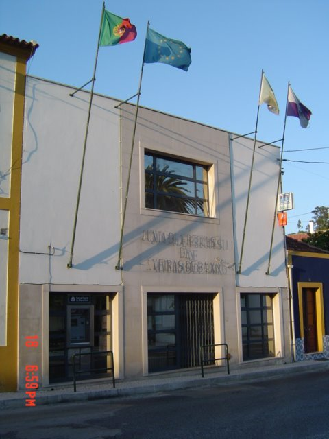 Junta de Freguesia de Aveiras de Baixo