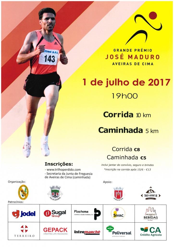 "Cartaz ""Grande Prémio José Maduro"""