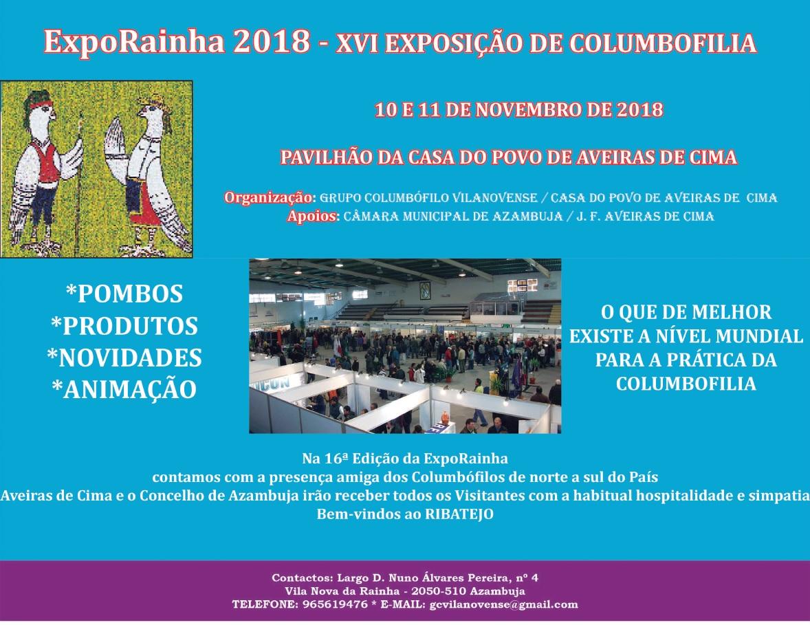 ExpoRainha2018